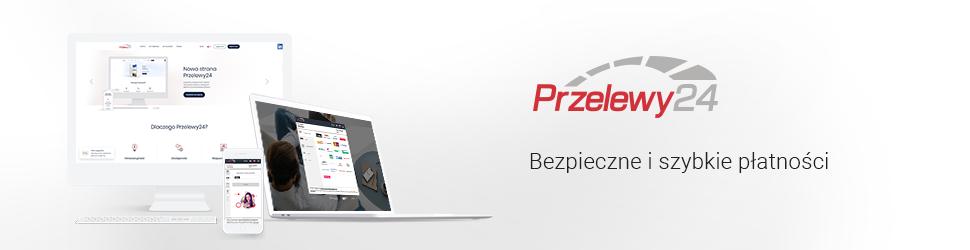 Kreatywna Pracownia korzysta z usług Przelewy24
